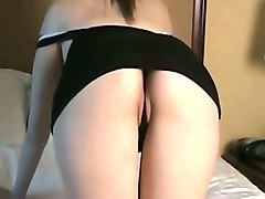 palatable amateur babe shows me her sexy ass upskirt