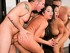 Candi Cox,David Perry in AssFucked MILFs #06, Scene #04