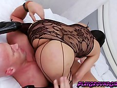 tranny babe danielly clucci gets fucked hard for pleasure