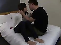 dazzling asian babe gets picked up on the street and nailed
