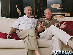 Tiny Teen Dolly Little Fucks Older Man