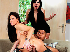 Shane Dos Santos,India Summer,Keni Styles in My Wife Caught Me Assfucking Her Mother, Scene #03
