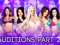 Alice Lighthouse, Aria Alexander, Daisy Monroe, Dallas Blackin Season 2 - Auditions Part 2 - DigitalPlayground