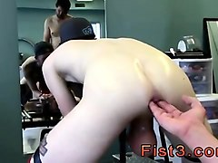 anal fisting gay snapchat after he's stretched with fists, h