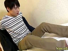 asian teen jerking off asian