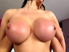 Huge Tits Stepmom Lets Her Big Dick Son Way T