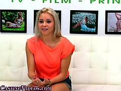 teen casting interview