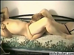 naughty and sweet blondie is addicted to ass licking