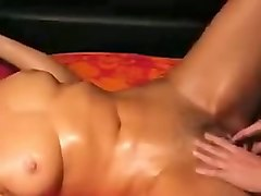 my oiled ex-wife fucked with her new hubby in mish pose