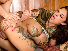Bonnie Rotten & Seth Gamble  in Sisters of Anarchy - Episode 1 - for Destruction
