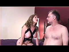 Mistress and cuckold slave
