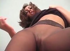 Selection girls in pantyhose (medley)