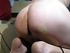 Skinny smooth assplay