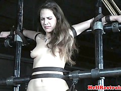 heeled sex slave gets corporal punishment