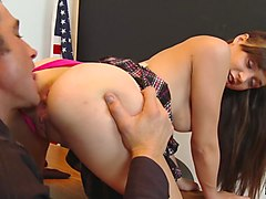 Tiffany Star & Billy Glide in Tiffany Needs Lots Of Special Tutoring After School - SexForGrades