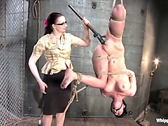 Cherry Suspended in Whippedass Video