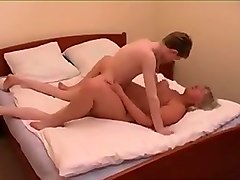 Old   junior - Mom hot and bothered