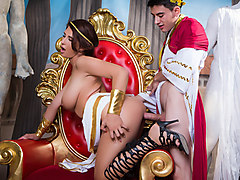 Ayda Swinger & Jordi El NiГ±o Polla in Big Tits In History: Part 2 - Brazzers
