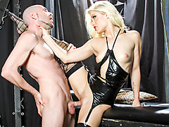 Ash Hollywood,Flynt Dominic in When Porn Stars Attack! #03, Scene #04