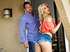 Alix Lynx & Johnny Castle in My Sisters Hot Friend