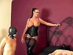 Georgeus Dom With BI slave