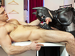 Paddy O'Brian & Trenton Ducati in Batman V Superman : A Gay XXX Parody Part 2 - DrillMyHole