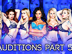 Alix Lynx, Ash Hollywood, Dahlia Sky, Eva Lovia, Karter Foxxin Season 2 - Auditions Part 5 - DigitalPlayground