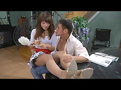jessica&govard mindblowing nylon feet action