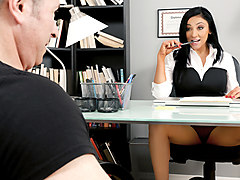 Audrey Bitoni, John Strong in Sex And Confidence,  Scene 4 - DigitalPlayground
