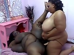 Fabulous pornstar in best bbw, black and ebony sex movie