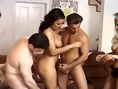 Wild Bisexual Watches Girlfriend Fuck