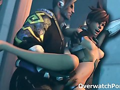 overwatch tracer xxx video collection