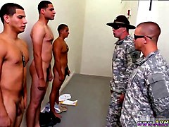 gay drill sergeant humiliates his new recruits
