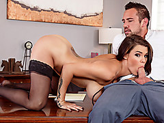Peta Jensen & Johnny Castle - NaughtyOffice