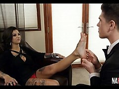 fucking spoiled rich girl bonnie rotten