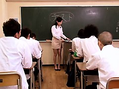 nozomi real white woman fell in the trap of student
