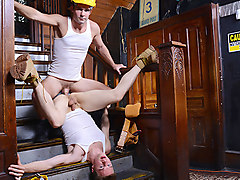 Cameron Kincade & Matthew Ryder in Daddy's Workplace Part 2 - DrillMyHole