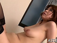 stretching asian chicks anal canal feature movie 1
