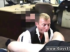 straight boys exchange blowjobs gay groom to be, gets anal b