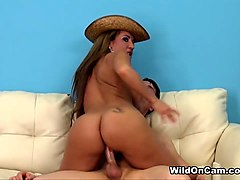 Richelle Ryan in Fucking Richelle Ryan - WildOnCam