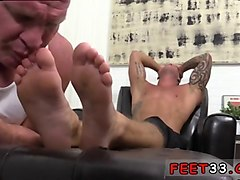 gay sex male toilet slave dev worships jason james manly feet