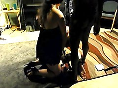 femdom spouse has her husband banged precisely by her bull