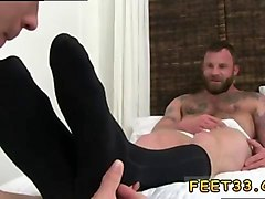boy naked feet and foot gay porn men xxx derek parkers socks and feet worshiped