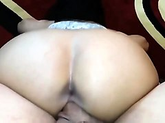 arabian big-ass wife takes her large moroccan penis bmc