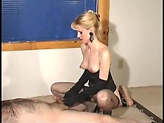 Ball Punishment  Part 1 (Bondage Ballbusting Cbt)
