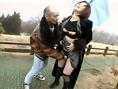 Horny pornstar in fabulous outdoor, asian sex movie