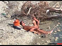 beach sex caught on hidden camera