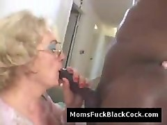 blonde granny fucking bbc interracial doggy style