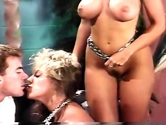 Randy Spears Getting Serviced by Natasha Skyler and Victoria Paris