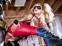 Kleio Valentien in Batman V Superman XXX: An Axel Braun Parody, Scene 2 - Wicked